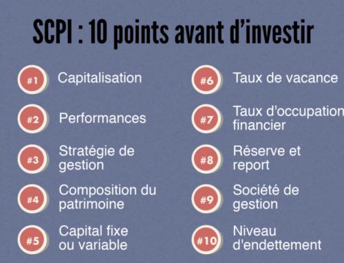 10 points clés pour investir en SCPI